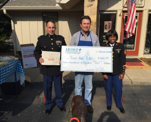 1-Toys for Tots 2015 Donation