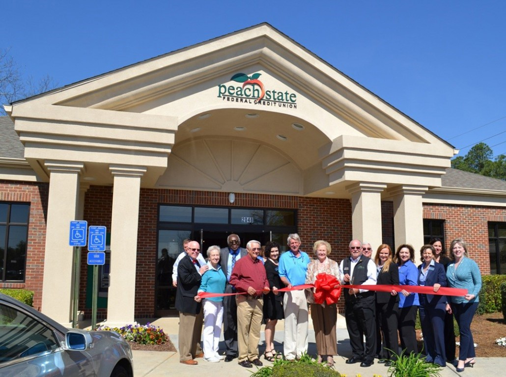 Peach State Federal Credit Union Howeconstruction Com